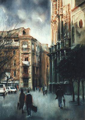 Plaza del Carmen. (Nicoletta Tomas)