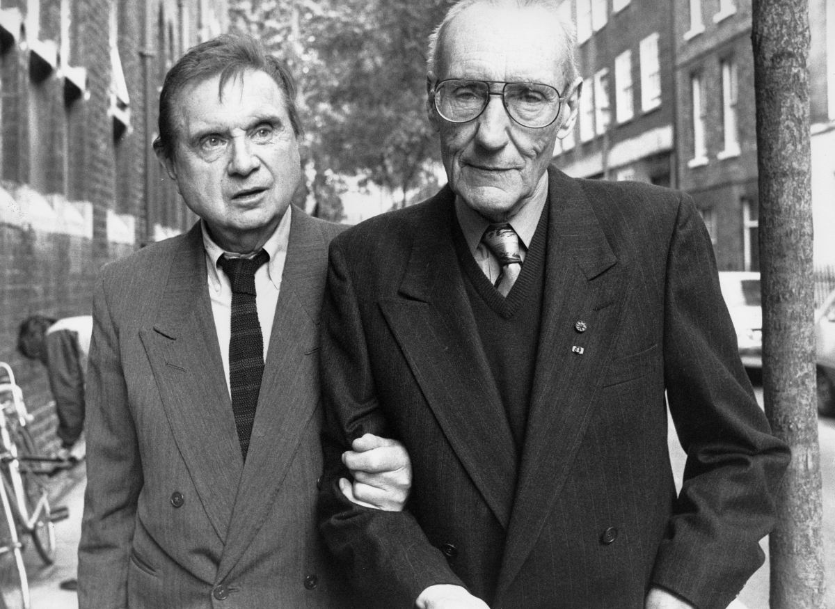 william burroughs - richard evans schultes