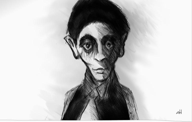 Kafka, el comerciante