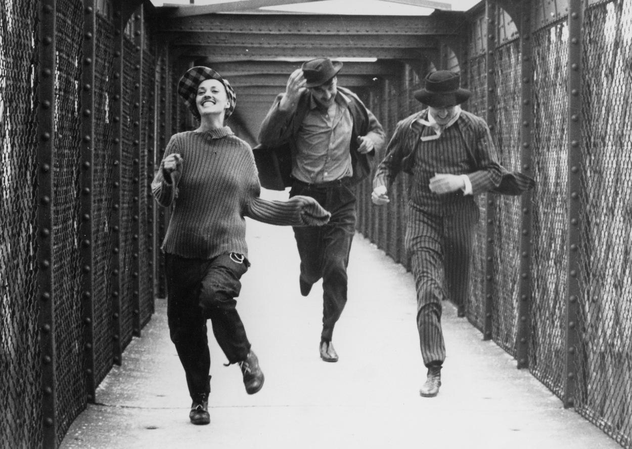 Jules et Jim. François Truffaut