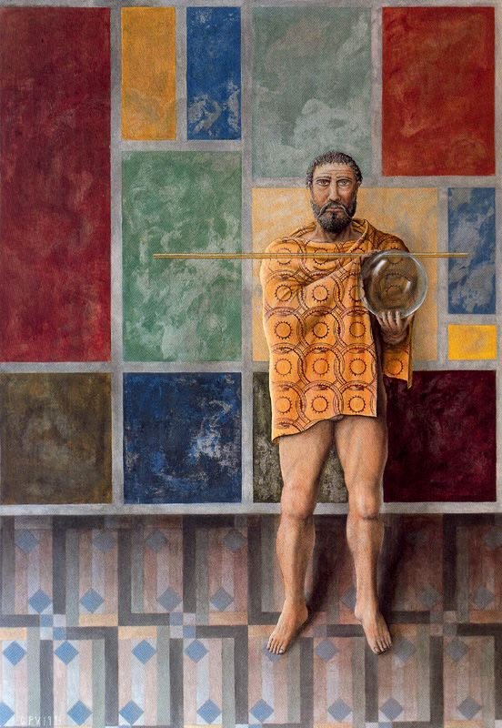 Guilermo Pérez Villalta-El reino del vacio