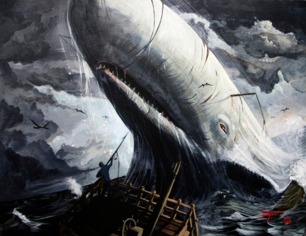 MOBY-DICK (2)